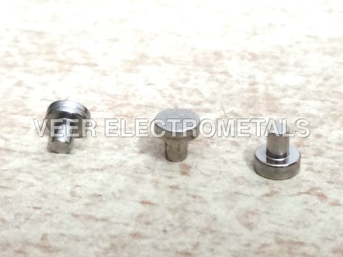 Tungsten Iron Contact Rivets