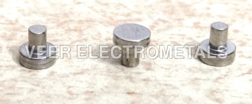 Iron Tungsten Contact Rivets
