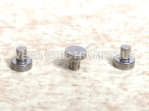 Tungsten Iron Contact Rivet