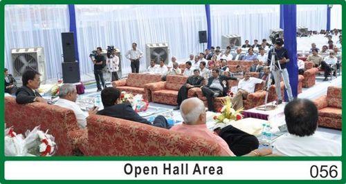 Open Hall Cooler