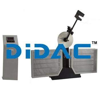 Electronic Pendulum Impcact Testing Machines