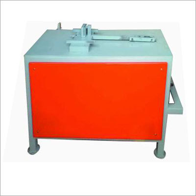 Battery Container Hole Punching Machine