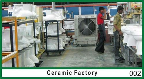 Air Cooler For Ceramic Factory