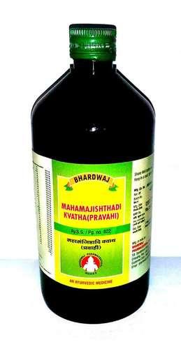 MAHAMAJISHTHADI KWATH