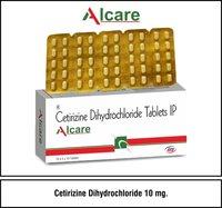 Cetirizine  10 mg.