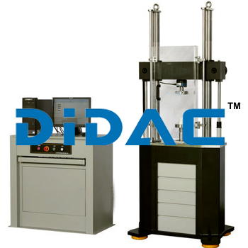 Hydraulic Fatigue Testing Machine With Dynamic Display