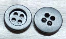 Alloy 4 Hole Button