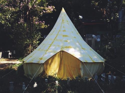 Handmade Teepee Tent