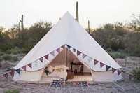 Handmade Bell Tent