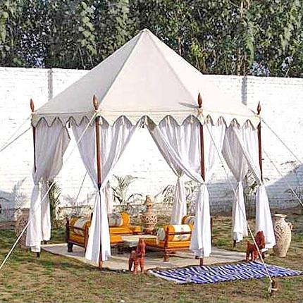 Handmade Camping Tents