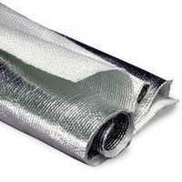 Fibre Glass Aluminium Coated