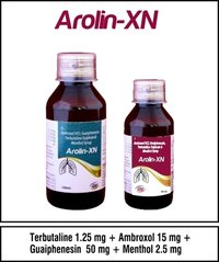 Terbutaline+Ambroxol+Guaiphenesin