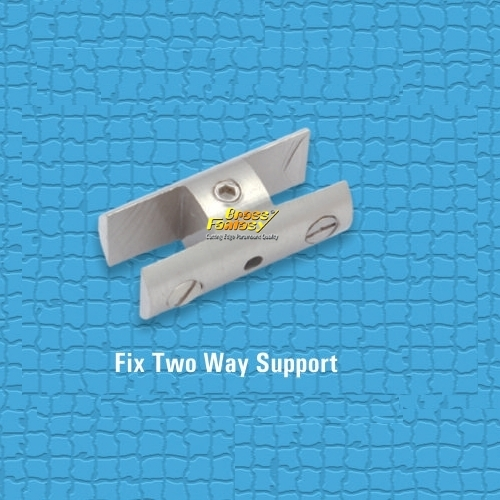 Brass Fix Two Way Support