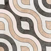 Digital Designer Chequered Floor Tiles