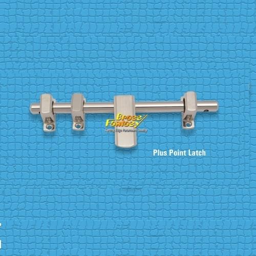 Brass Plus Point Latch