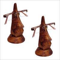 Handmade Wooden Nose