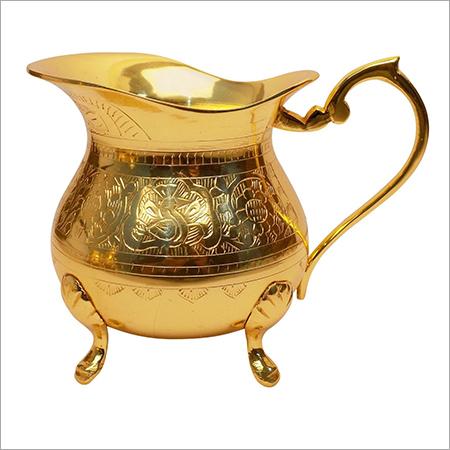 Brass Metal Teapot