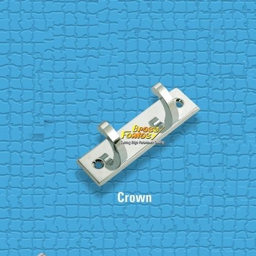 Brass Crown Hook
