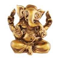 God Ganesh Resin Idol Statue in Mumbai