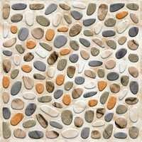 Digital Pebble Stone Floor Tiles