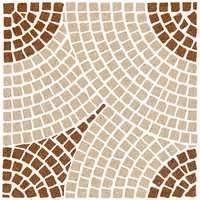 Fancy Pattern Digital Floor Tiles