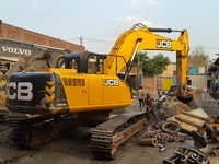 Used Spare Parts Of Excavator JCB JS-205