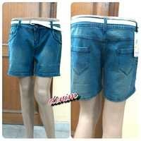 Womens Denim Short