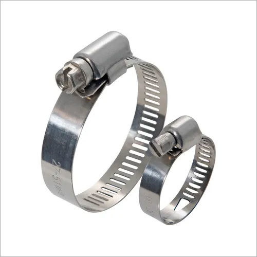 SS Hose Clamps