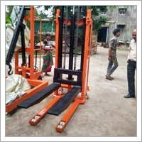 Hand Operated Stacker