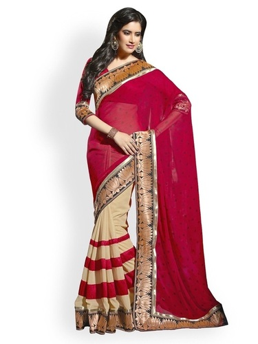Wedding Georgette Saree