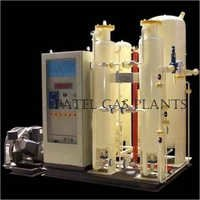 Industrial Oxygen Gas Plant