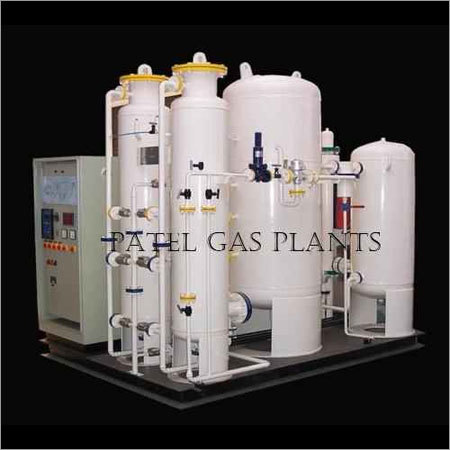 Medical Oxygen Gas Plant