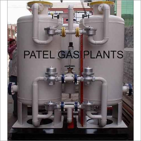 Desiccant Type Heatless Air Dryer