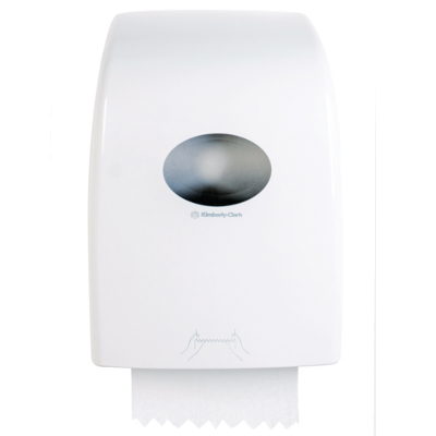 AQUARIUS* Slimroll Hand Towel Dispenser - White