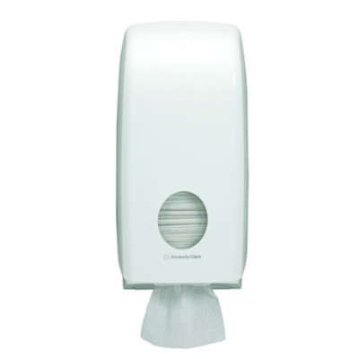 Kimberly Clark Dispensers New AQUARIUS Range