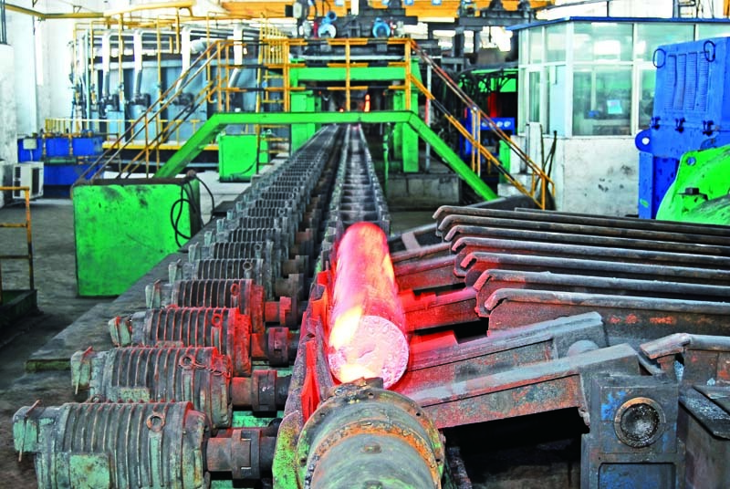 Hot Rolling Seamless Steel Pipe Plant - Manufacturer and Exporter