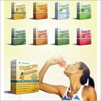Vinergy Instant Energy Drink Powder