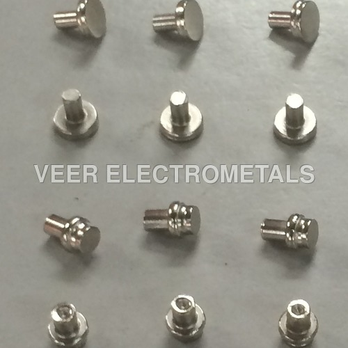 Tungsten Contact Point Rivet