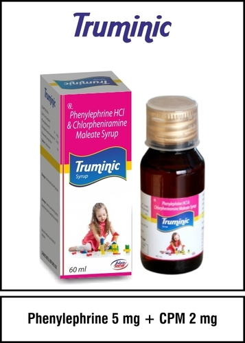 Phenylephrine 5 mg + CPM 2 mg