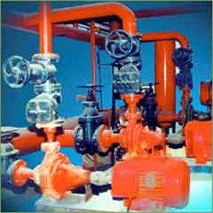 Sprinkler Pumping System