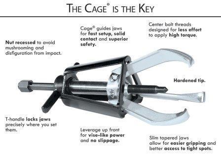 Mechanical Posi lock Puller