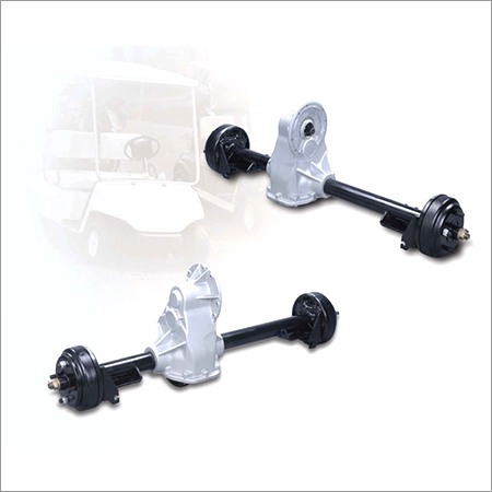 Electric Vehicle Rear Axle
