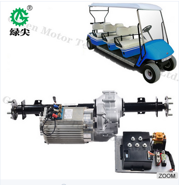 7.5KW Driving kit for electric goft cart