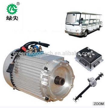 Electric Transaxles