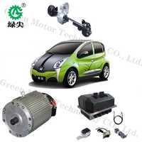 10KW Electric Vehicle Driving Assembly