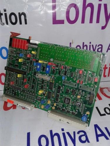 NETSTAL DCS PROCESSORS PCB CARD 110.241.0822