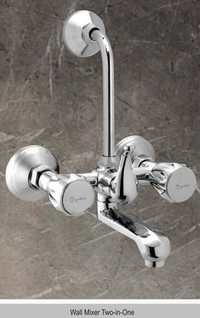 2 in 1 Wall Mixer