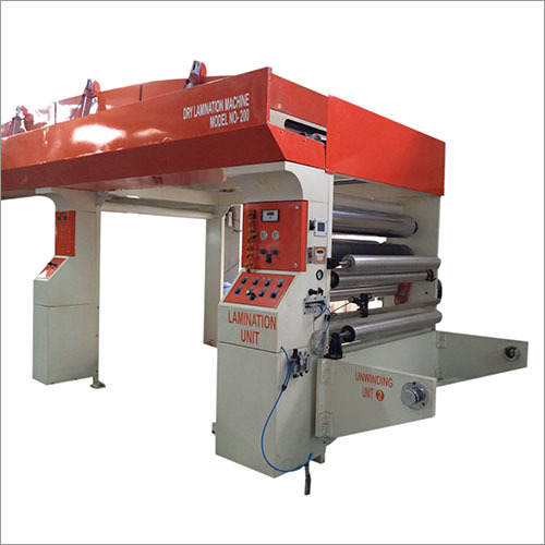 200 Dry Lamination Machine