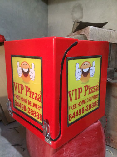 Front Opening Pizza Delivery Boxes
