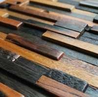 3D Wooden Tile